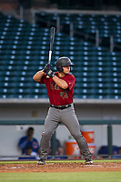 AZL Diamondbacks Buddy Kennedy (43) at bat against the AZL Cubs on August 11, 2017 at Sloan Park in Mesa, Arizona. AZL Cubs defeated the AZL Diamondbacks 7-3. (Zachary Lucy/Four Seam Images)