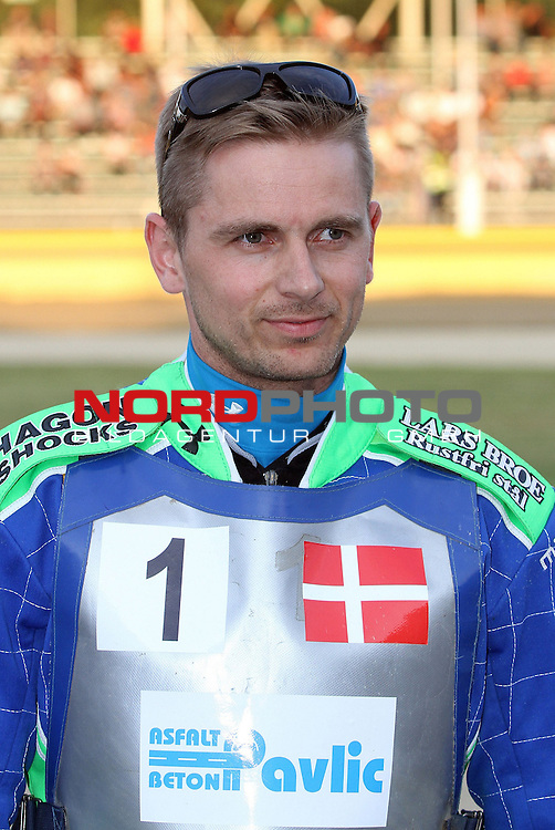 21.06.2014., Donji Kraljevec, Croatia - FIM Speedway Grand Prix Qualifications Race Off.<br /> im bild hans andersen<br /> Photo: Vjeran Zganec Rogulja/PIXSELL