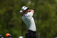 Aaron Wise (USA) on the 6th tee during the 3rd round at the PGA Championship 2019, Beth Page Black, New York, USA. 18/05/2019.<br /> Picture Fran Caffrey / Golffile.ie<br /> <br /> All photo usage must carry mandatory copyright credit (© Golffile | Fran Caffrey)