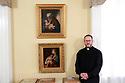 Father Eugene O'Neill inside St Patrick's Presbytery Donegall Street, Belfast, Tuesday June 25th, 2019. (Photo by Paul McErlane for the Belfast Telegraph)