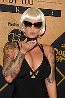 LOS ANGELES, CA - JULY 30: Amber Rose the 2016 MAXIM Hot 100 Party at the Hollywood Palladium on July 30, 2016 in Los Angeles, California. Credit: David Edwards/MediaPunch