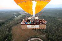 20160612 12 June Hot Air Balloon Cairns
