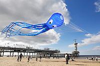 Nederland Scheveningen 2015 09 27.  Vlieger Festival in Scheveningen