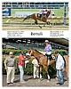 Bernulli winning at Delaware Park on 8/31/10