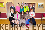 The cast of Abbeyfeale Drama Group's most recent play 'The Mating Season' which takes place in Fr. Casey's GAA clubhouse Abbeyfeale on February 17th, 19th, 21st, 22nd, 24th, 26th and March 1st 2015 at 8pm.