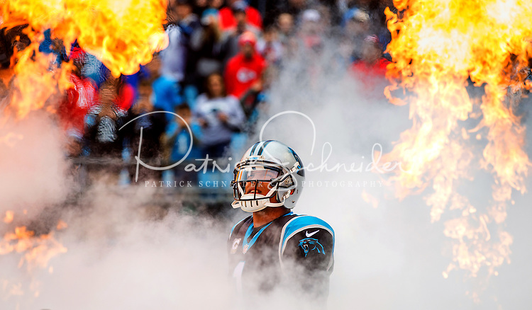 Photography of the Carolina Panthers v. The Kansas City Chiefs at Bank of America Stadium in Charlotte, North Carolina.<br /> <br /> Charlotte Photographer - PatrickSchneiderPhoto.com