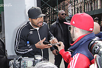 NEW YORK, NY - APRIL 11: Method Man at Series on April 11, 2018 in New York City. <br /> CAP/MPI99<br /> &copy;MPI99/Capital Pictures