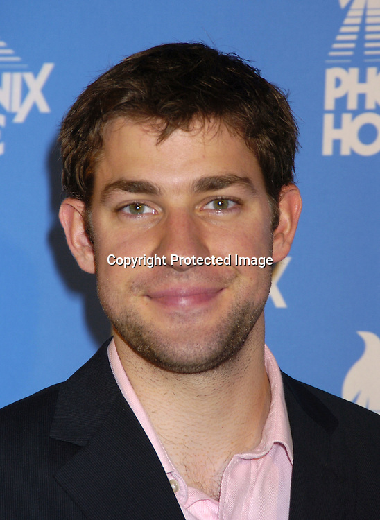 John Krasinski of The Office ..at the Phoenix House Benefit honoring Jeff Zucker with the Phoenix Rising Award on June 8, 2005 at The Waldorf Astoria . ..Photo by Robin Platzer, Twin Images