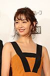 Anna Ishibashi, October 25, 2017 - The 30th Tokyo International Film Festival, Opening Ceremony at Roppongi Hills in Tokyo, Japan on October 25, 2017. (Photo by 2017 TIFF/AFLO)