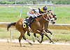 Cape Girl winning at Delaware Park on 7/5/12
