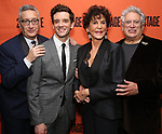 Moises Kaufman, Michael Urie, Mercedes Ruehl and Harvey Fierstein attends the Off-Broadway Opening Night After Party for the Second Stage Production on 'Torch Song' on October 19, 2017 at Copacabana in New York City.
