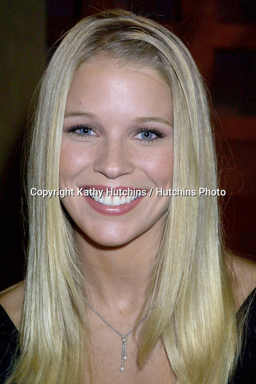 ©2002 KATHY HUTCHINS  / HUTCHINS PHOTO AGENCY.SOAPTALK TAPING.SOAPnet .LOS ANGELES, CA.7/27/02.ALICIA LEIGH WILLIS