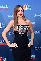 LOS ANGELES - MAR 4:  Sophia Vergara at the America's Got Talent Season 15 Kickoff Red Carpet at the Pasadena Civic Auditorium on March 4, 2020 in Pasadena, CA