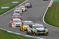 2019 British Touring Car Championship. Race 3. #31 Jack Goff. RCIB Insurance with Fox Transport. Volkswagen CC.