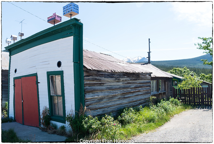 Carcross Yukon building
