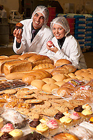 Ismail and Lucie Zitout of the River Crescent Bakery in Nottingham