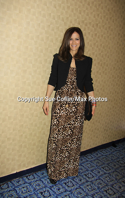All My Children's Rebecca Budig attends on March 21, 2013 at the HeartShare 25th Annual Spring Gala and Auction at the New York Marriott, NYC, NY.  (Photo by Sue Coflin/Max Photos)