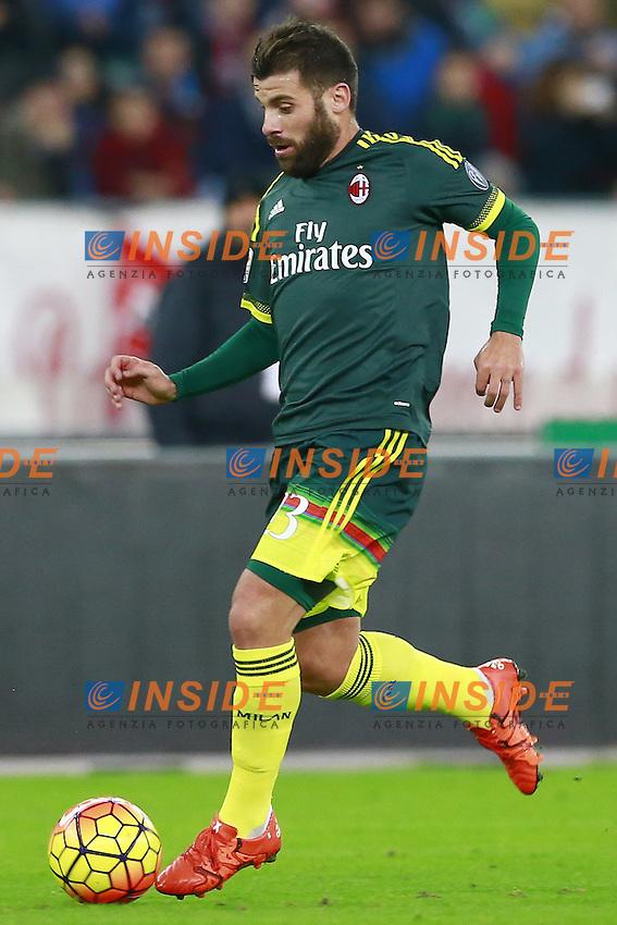Antonio Nocerino Milan,  <br /> Bari 24-11-2015 Stadio San Nicola <br /> Football Calcio Trofeo San Nicola 2015 Bari - Milan<br /> Foto Cesare Purini / Insidefoto
