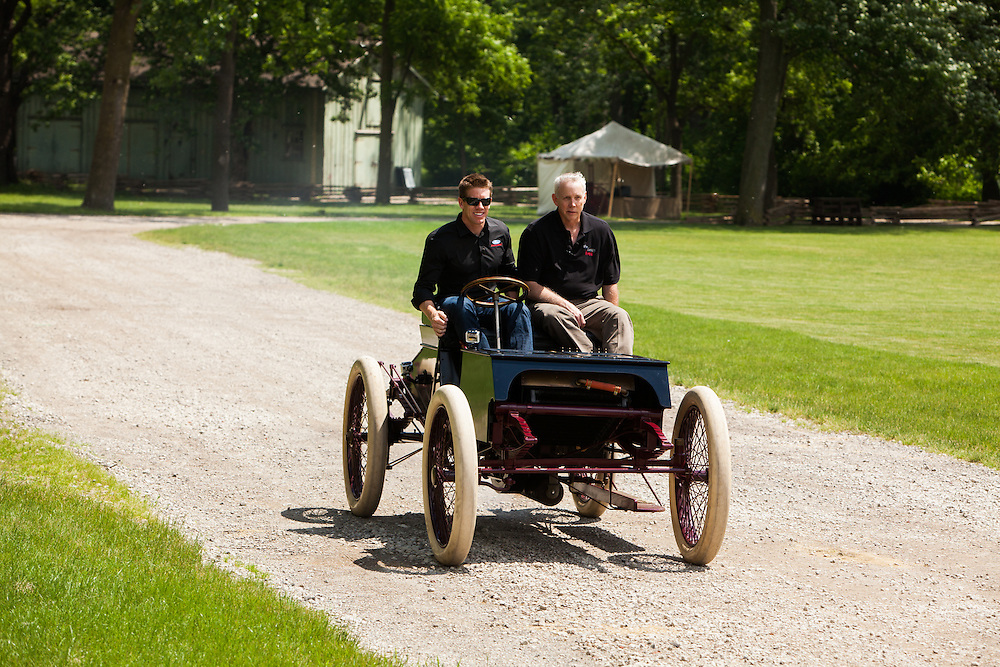 Carl Edwards driving Henry Ford's Sweepstakes | Senior