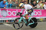 Tony Martin (GER) climbs Parliment Street during the Men Elite Individual Time Trial of the UCI World Championships 2019 running 54km from Northallerton to Harrogate, England. 25th September 2019.<br /> Picture: Seamus Yore | Cyclefile<br /> <br /> All photos usage must carry mandatory copyright credit (© Cyclefile | Seamus Yore)