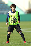 Yuka Momiki (JPN), JANUARY 16, 2018 -  Football / Soccer : <br /> Japan women's national team training camp <br /> in Tokyo, Japan. <br /> (Photo by Yohei Osada/AFLO)