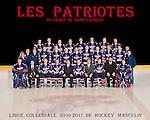 Hockey Masculin Patriotes