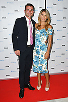 Guest &amp; Gemma Oaten at the DIVA Magazine Awards - Lesbian and bisexual magazine hosts annual awards ceremony at Waldorf Hilton, London, 8th June 2018, England, UK.<br /> CAP/JOR<br /> &copy;JOR/Capital Pictures