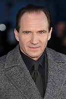 "LONDON, UK. March 08, 2019: Ralph Fiennes arriving for the premiere of ""The White Crow"" at the Curzon Mayfair, London.<br /> Picture: Steve Vas/Featureflash"