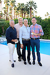 PALM SPRINGS - APR 27: Guests at a cultivation event for The Actors Fund at a private residence on April 27, 2016 in Palm Springs, California