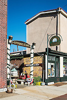 Historic Burlington Antiques, Burlington, New Jersey, USA