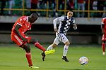 Boyacá Chicó venció 2-1 a América. Fecha 13 Liga Águila II-2018.