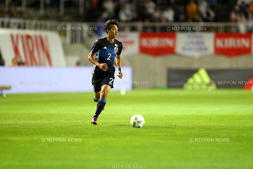 Sei Muroya (JPN),<br /> JUNE 29, 2016 - Football / Soccer :<br /> Kirin Challenge Cup 2016 match between U-23 Japan 4-1 U-23 South Africa at Matsumotodaira Park Stadium Alwin in Nagano, Japan. (Photo by Kenzaburo Matsuoka/AFLO)