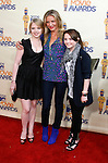 UNIVERSAL CITY, CA. - May 31: Actors (L-R) Sofia Vassilieva , Cameron Diaz and Abigail Breslin arrive at the 2009 MTV Movie Awards held at the Gibson Amphitheatre on May 31, 2009 in Universal City, California.