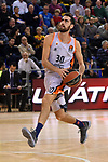 Turkish Airlines Euroleague 2017/2018.<br /> Regular Season - Round 8.<br /> FC Barcelona Lassa vs Valencia Basket: 89-71.<br /> Joan Sastre.