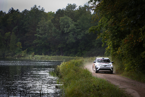 American Rally Association<br /> Ojibwe Forests Rally<br /> 25-26 August, 2017, Detroit Lakes, MN USA<br /> Ryan Millen<br /> &copy;2017, Gardner Automotive Communications, Inc.