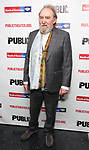 """Dermot Crowley attends the Opening Night Celebration for """"Mother of the Maid"""" on October 18, 2018 at the Public Theatre in New York City."""