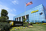 "April 9, 2013 - Melville, New York, U.S. - Nikon Corporate Headquarters USA, on day Nikon, Tokyo, announces it received 5 ""red dot awards: product design 2013"" including an award for its flagship Nikon D4 FX format digital SLR camera, which was used to capture this photo. The world-class ""red dot award: product design"" is sponsored by Germany's Design Zentrum Nordrhein Westfalena, and is presented to products released within past two years and determined to be superior in total of nine aspects of design, including functionality, ecology, durability, and innovation."