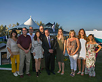 A photograph taken during the Art of Childhood Gala and Fundraiser at Montreux Golf and Country Club on Friday, August 24, 2018.