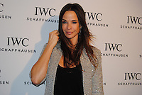 Ivelin Giro attends the IWC Timeless Portofino Event on December 3, 2014 (Photos by Getner Fabe/Guest Of A Guest)