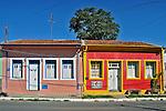 Casas de imigrantes italianos no distrito de Quiririm, Taubate. Sao Paulo. 2015. Foto de Marcia Minillo.