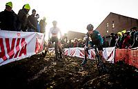 committing to the rut<br /> <br /> 82nd Druivencross Overijse 2019 (BEL)<br />  <br /> ©kramon