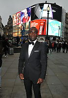 Jimmy Akingbola at the Black Magic Awards 2019, The Criterion Theatre, Piccadilly Circus, London, England, UK, on Monday 10th June 2019.<br /> CAP/CAN<br /> ©CAN/Capital Pictures