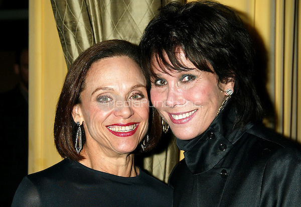 Exclusive!<br /> Valerie Harper and Michele Lee attending the <br /> 2003 Mr. Abbott  Stage Directors and Choreographers Foundation Award  Gala at the Lighthouse at Chelsea Piers in New York City.<br /> October 27. 2003<br /> &copy;Marzullo/MediaPunch.