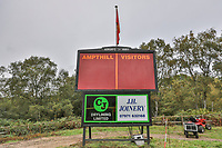General view of Dillingham Park, home of Ampthill Ruby ahead of the Greene King IPA Championship match between Ampthill RUFC and Nottingham Rugby on Ampthill Rugby's Championship Debut at Dillingham Park, Woburn St, Ampthill, Bedford MK45 2HX, United Kingdom on 12 October 2019. Photo by David Horn.