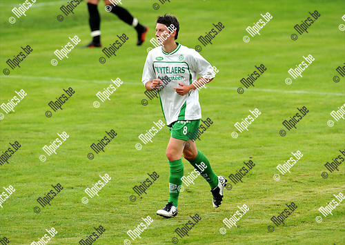 2011-07-20 / Voetbal / seizoen 2011-2012 / Dessel Sport / Dries Van Lommel ..Foto: mpics