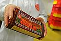 08/01/08 - CREUZIER LE VIEUX - ALLIER - FRANCE - CONVIVIAL. Entreprise de decoupe et de transformation de viande Charolaise et Salers - Photo Jerome CHABANNE