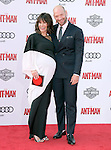 "Corey Stoll and Evangeline Lilly attends The Premiere Of Marvel's ""Ant-Man"" held at The Dolby Theatre  in Hollywood, California on June 29,2015                                                                               © 2015 Hollywood Press Agency"