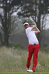Nick Marsh (ENG) on the 4th on the Final Day at the 2012 Boys Home Internationals at Co.Louth Golf Club in Baltray, Co.Louth...(Photo credit should read Jenny Matthews/NEWSFILE)...