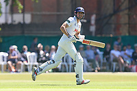 Alastair Cook in batting action for Essex during Surrey CCC vs Essex CCC, Specsavers County Championship Division 1 Cricket at Guildford CC, The Sports Ground on 10th June 2017