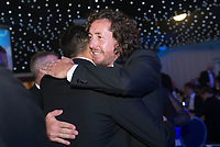 Picture by Allan McKenzie/SWpix.com - 05/10/17 - Cricket - Yorkshire County Cricket Club Gala Dinner 2017 - Elland Road, Leeds, England - Ryan Sidebottom.
